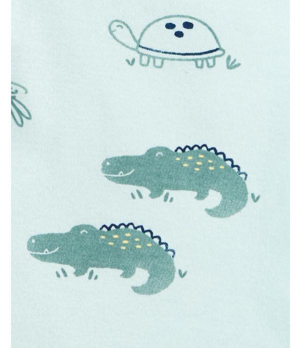 Kit Body Carter's Masculino Regata Hipopótamo